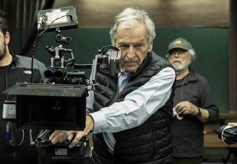 Director Costa Gavras