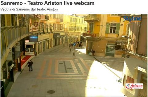 Ariston webcam